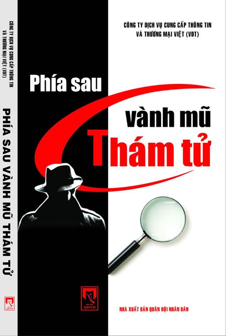 sachthamtuvdt - Thám tử VDT - Xuất bản truyện ngắn Phía sau vành mũ thám tử