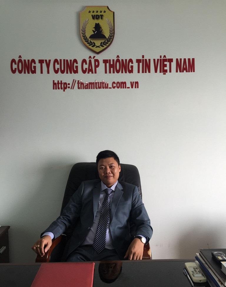Văn phòng thám tử VDT
