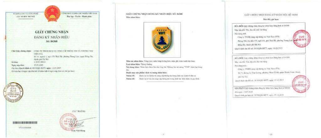logo 1024x441 - Thư khuyến cáo đến các tổ chức/cá nhân vi phạm bản quyền đăng ký nhãn hiệu logo thám tử VDT